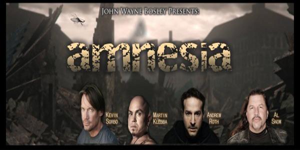 """Amnesia"" — Official Trailer"