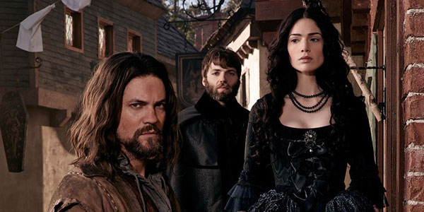 "WGN America's New Teaser for ""Salem"" Season 2 Haunting teaser is a preview of the Season 2 premiere"