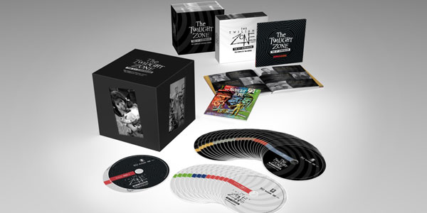 """The Twilight Zone: 5th Dimension"" Box Set Now Available Limited Edition Set Contains Complete Original Series and Complete 80s Series"