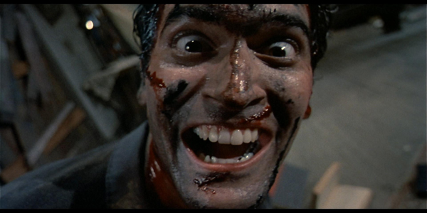 Ash Is Back! Raimi and Campbell Return For Evil Dead