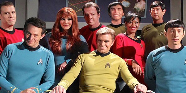 """Star Trek Continues"" Gears Up for Episode Four Guest star to be named on Sunday"
