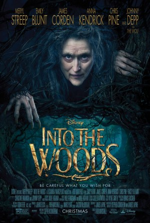 Into the Woods One Sheet
