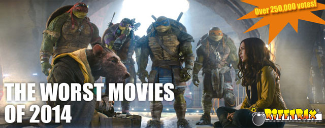 RiffTrax: Worst Movies of 2014