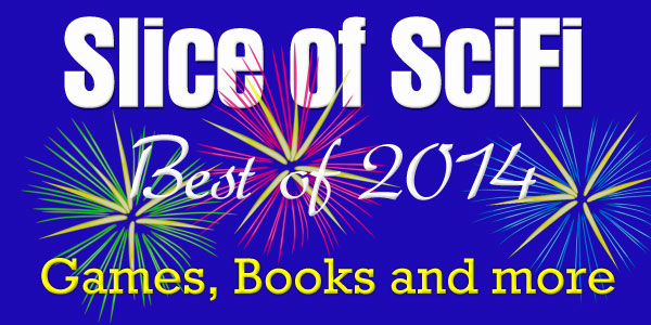 Slice of SciFi's Best of 2014: Games, Books and More Our Top Picks from 2014 in Other Genre Favorite Categories
