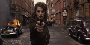 "<span class=""entry-title-primary"">""Agent Carter"" Sneak Peak</span> <span class=""entry-subtitle"">Get a sneak look at the new Marvel's ""Agent Carter"" TV Series</span>"