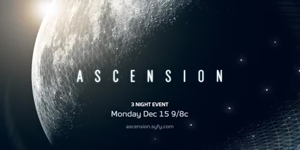 """Ascension"" – New SyFy Miniseries Beyond the Point of No Return"