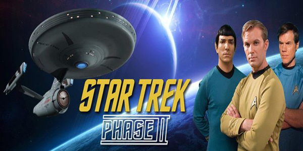 """Reviewing Star Trek Phase II: """"Mind-Sifter"""" Be prepared for a different kind of Kirk"""