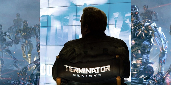 """Terminator Genisys"" Official Trailer He's Back!"