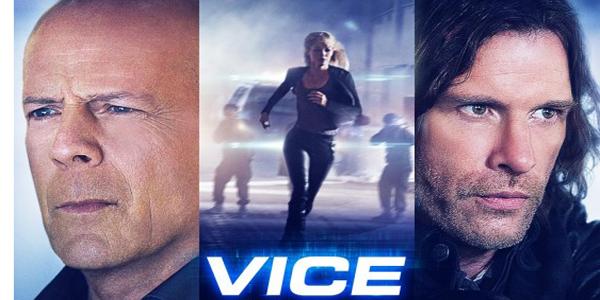 "Bruce Willis To Star In ""VICE"" Willis takes a trip down Surrogates memory-lane"