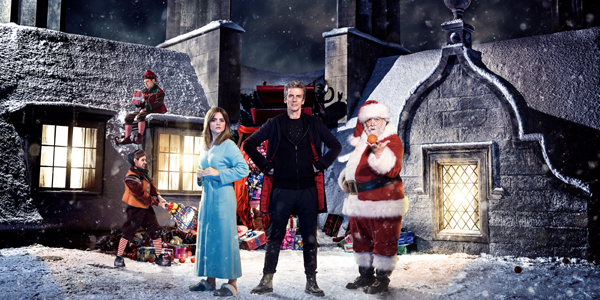 Doctor Who: Christmas 2014 and Beyond Team Slice of SciFi talks about the 12th Doctor First Holiday