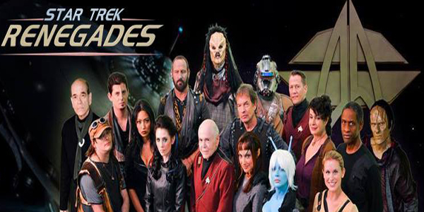 """Star Trek: Renegades"" Near Ready for CBS Review Tim Russ' vision for the future of Star Trek returning to the small screen readies for CBS/Paramount"
