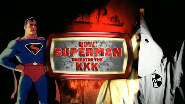 Superman vs The Powers of Hate