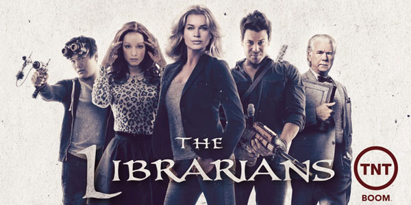 "<span class=""entry-title-primary"">5 Episodes In: ""The Librarians""</span> <span class=""entry-subtitle"">Camp, Wit, Myths and Magic Combine for Fun Stories to Enjoy</span>"