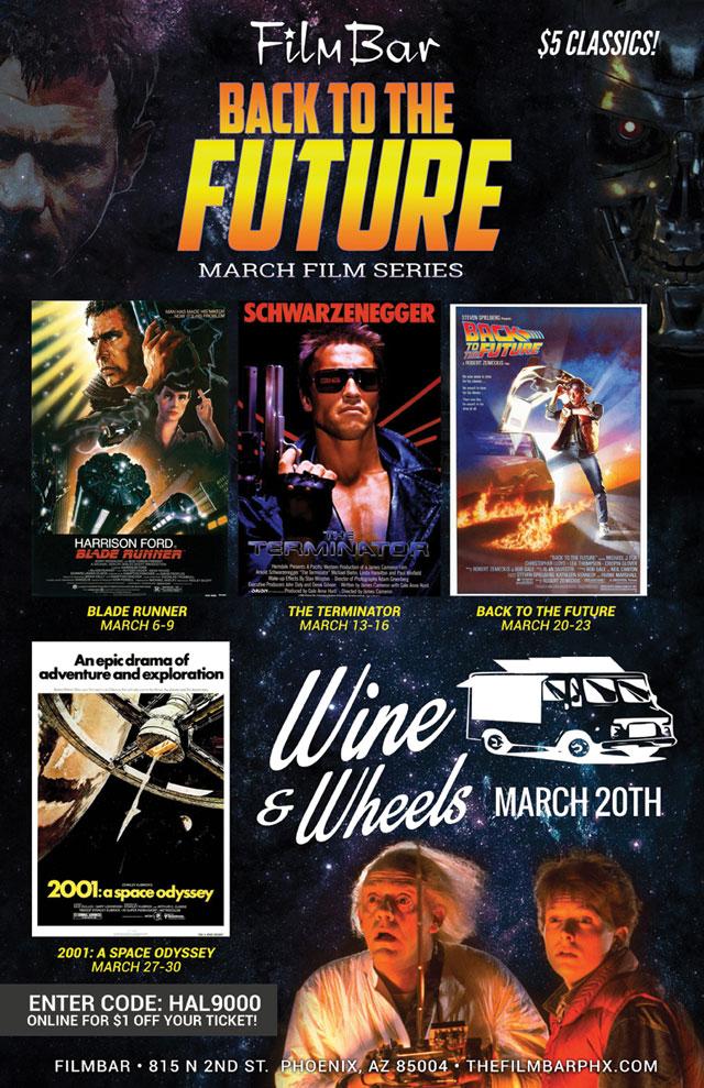 FilmBar March Film Series