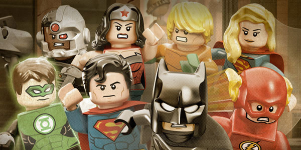 What TV Shows, Movies and Comics Would You Play With as LEGOs? So many worlds, so few LEGOs