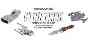 Propworx Star Trek Auction