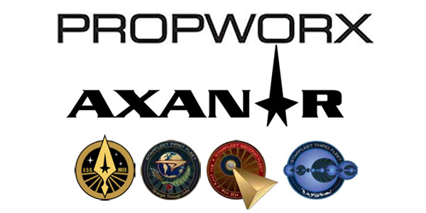 Star Trek Collectibles: Alec Peters on the Propworx Auctions The CEO of Propworx talks about the auctions, his favorite Trek, and more