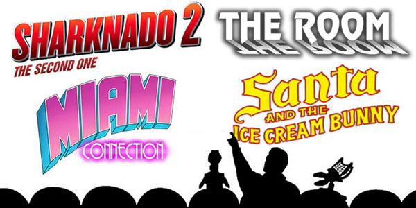 RiffTrax Live Schedule for 2015 The dates are set, the movie rights are acquired, and now production is funded