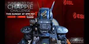 """<span class=""""entry-title-primary"""">""""Chappie Challenge"""" Live Gaming Event</span> <span class=""""entry-subtitle"""">Watch the Finals live on Twitch TV with $15,000 at stake</span>"""