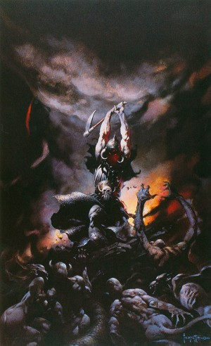 Frazetta: Death Dealer II