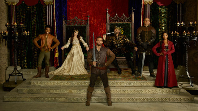 "Music and Laughs: The ""Galavant"" Season 1 Gag Reel"