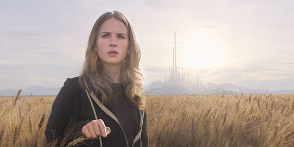 """Tomorrowland"" Trailer Debuts Plus a Q&A with director Brad Bird and producer Damon Lindelof on Facebook"