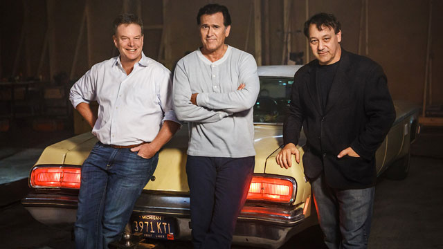 "Production Begins for ""Ash vs Evil Dead"" Season 1 in production this month in New Zealand"