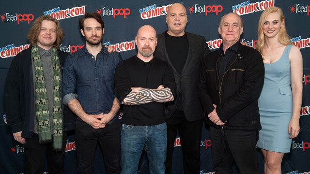 Daredevil Cast NYCC 2014