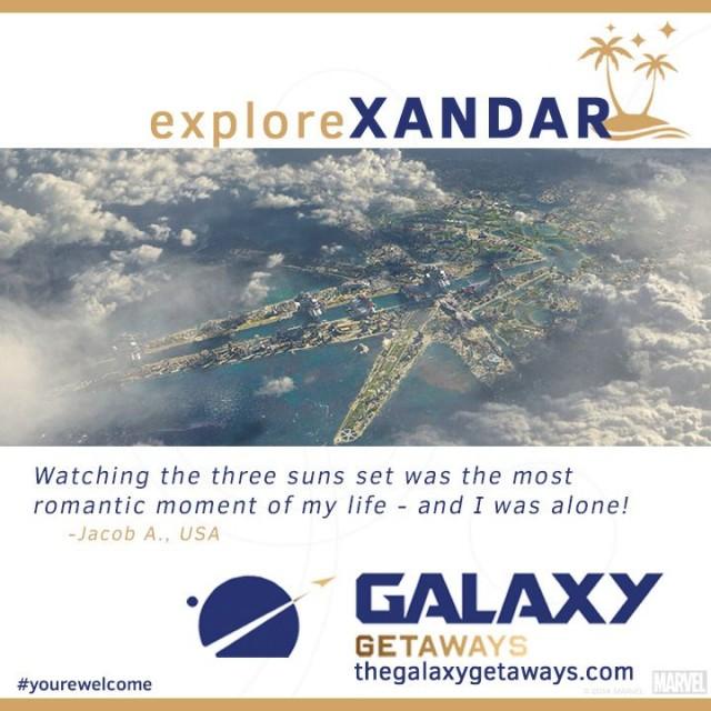 Explore Xandar