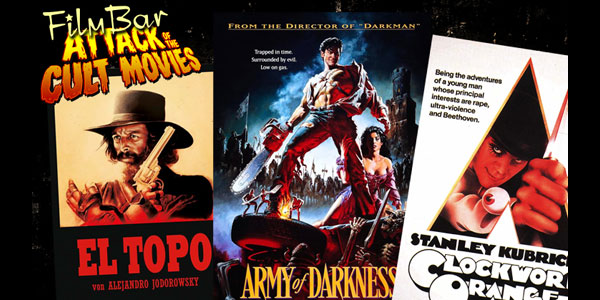 FilmBar Phoenix April Series: Attack of the Cult Movies See cult classics, from weird spaghetti westerns to dispatching the undead