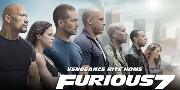 "<span class=""entry-title-primary"">Reviewing ""Furious 7""</span> <span class=""entry-subtitle"">Breaking the laws of physics makes it scifi, and makes it fun</span>"