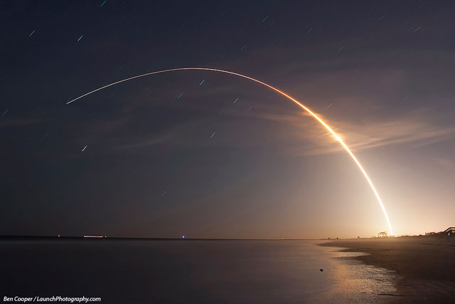 Atlas V Launches MMS