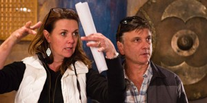Olympus: Amanda Tapping, Nick Willing