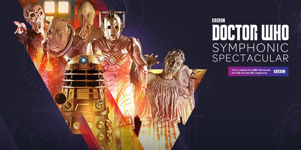 """Doctor Who Symphonic Spectacular"" Announces US Tour Dates Performances in the UK scheduled for May 23-29"