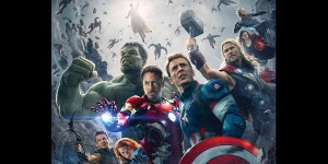 Avengers: Age of Ultron poster cut
