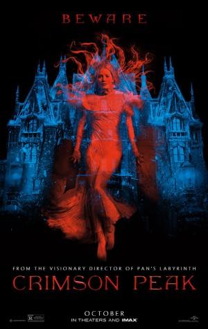 Crimson Peak teaser poster