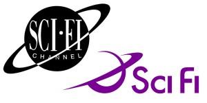 Sci-Fi Channel logos