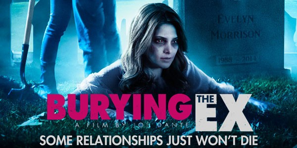 "<span class=""entry-title-primary"">Reviewing ""Burying the Ex""</span> <span class=""entry-subtitle"">An entertaining B-Movie comedy/horror flick, without the horror</span>"