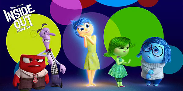 "Reviewing ""Inside Out"" An entertaining movie that could have been outstanding, if different emotions had been in the story"