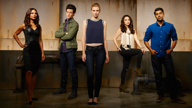 Stitchers cast