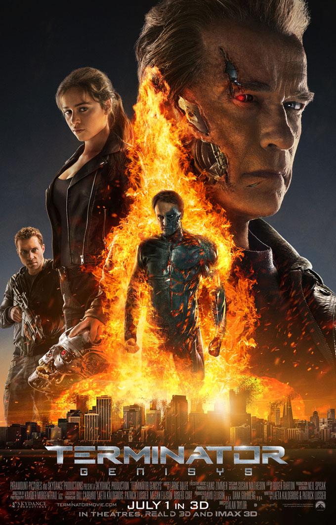 Terminator Genisys One Sheet