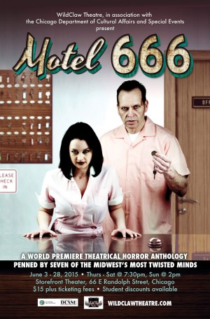 WildClaw Theatre Presents Motel 666