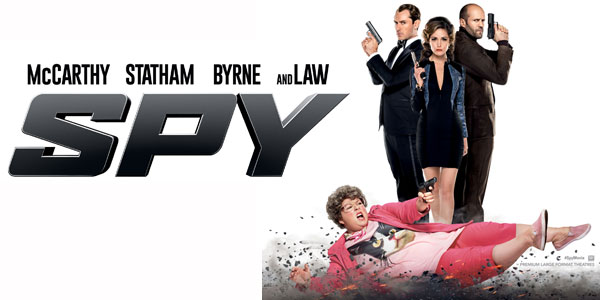 "Reviewing ""Spy"" A genre sendup so funny, asthmatics should take precautions"