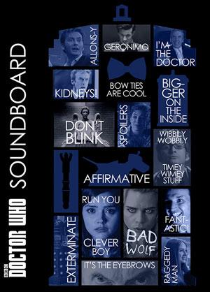 Doctor Who soundboard