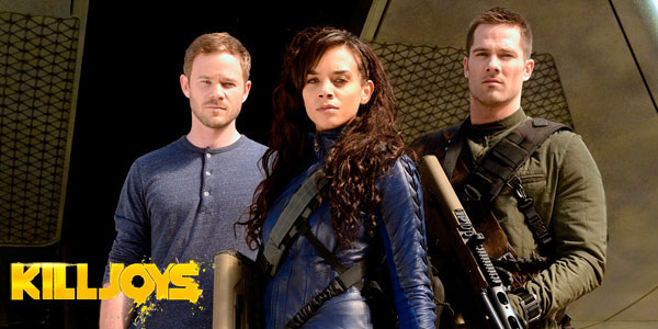 "5 Episodes In: ""Killjoys"" Syfy continues it's return to scifi in a show filled with fun, intrigue and secrets"