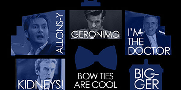 """Doctor Who"" iPhone Alert Sounds Now Available"