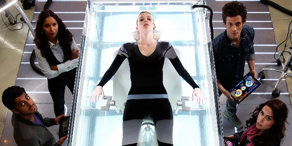 "5 Episodes In: ""Stitchers"" The mysteries deepen, but the tone tries hard to stay light"