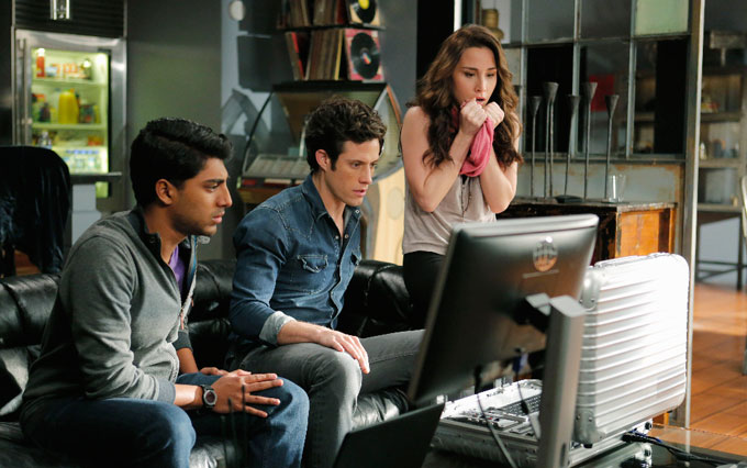 "Stitchers ""I See You"""