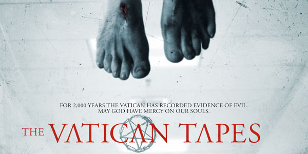 "Reviewing ""The Vatican Tapes"" Entertaining horror, but deeply unsatisfying story"