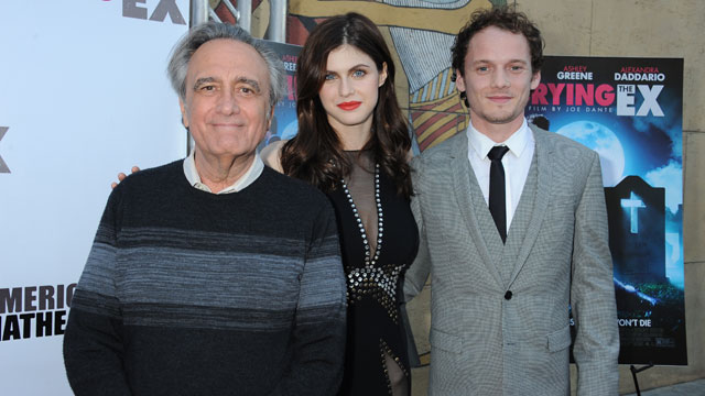 Burying the Ex premiere